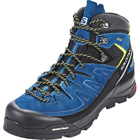 Salomon X Alp LTR GTX Shoes Men blue/black